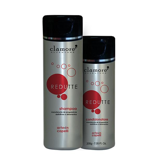 Kit Redutte - Shampoo 250ml + Condicionador 200g