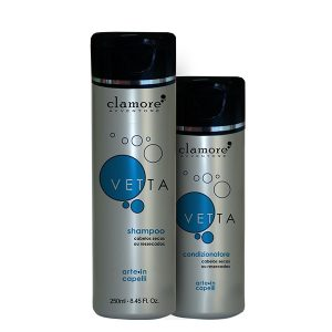 Kit Vetta Shampoo 250ml + Condicionador 200g