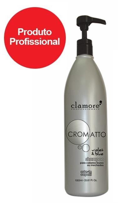 Cromatto Pro Shampoo Matizante 1000ml